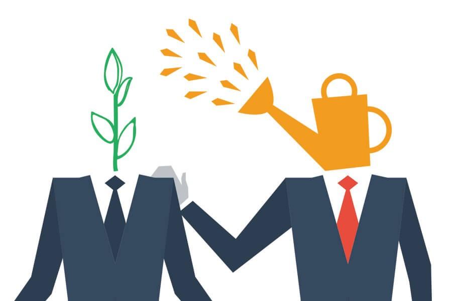Mối quan hệ giữa mentee với mentor