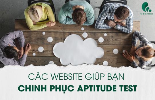 TỔNG HỢP CÁC WEBSITE MIỄN PHÍ GIÚP CHINH PHỤC APTITUDE TEST